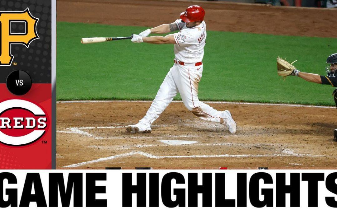 Reds vs. Pirates Game Highlights (4/5/21) | MLB Highlights