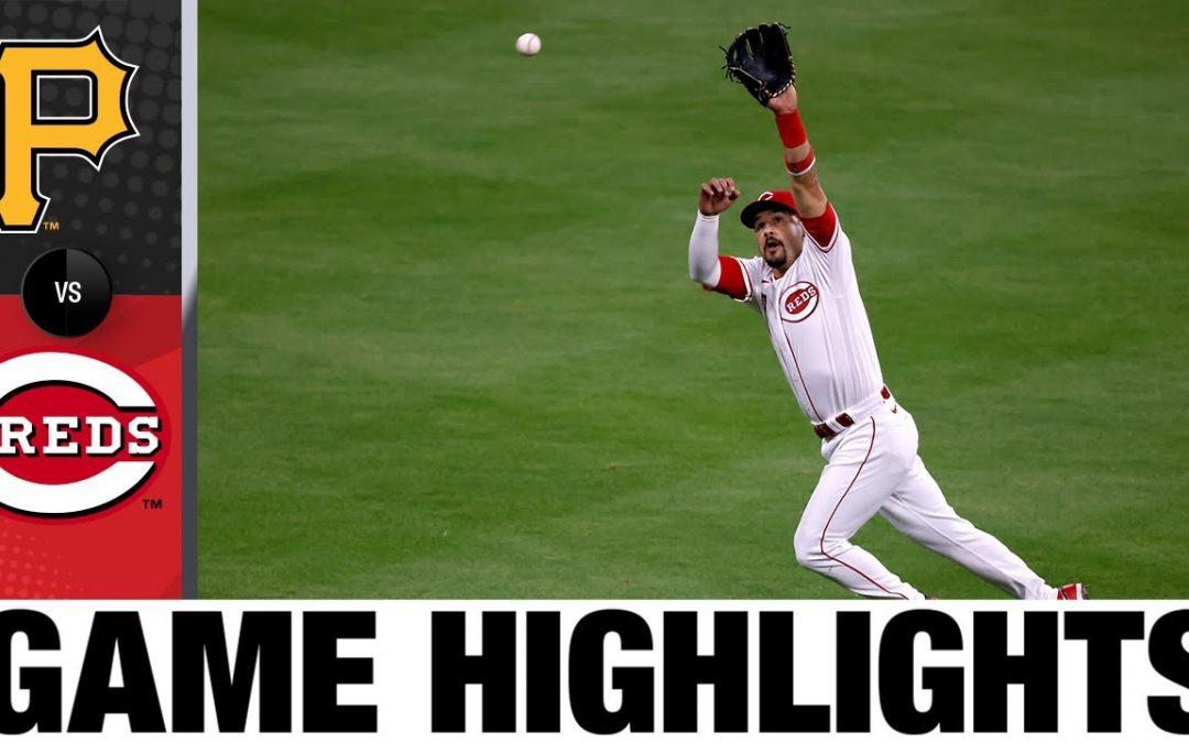 Pirates vs. Reds Game Highlights (4/6/21) | MLB Highlights